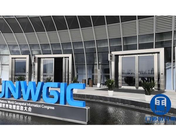 浙江省国际会议中心智汇门道平衡门上导轮维修服务案例